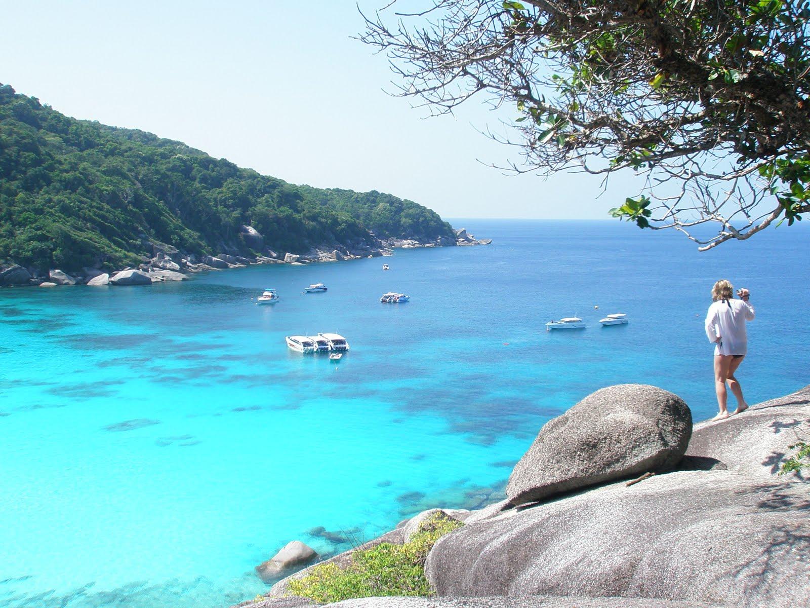 Escursione similan islands il paradiso in terra for Dormire a phuket